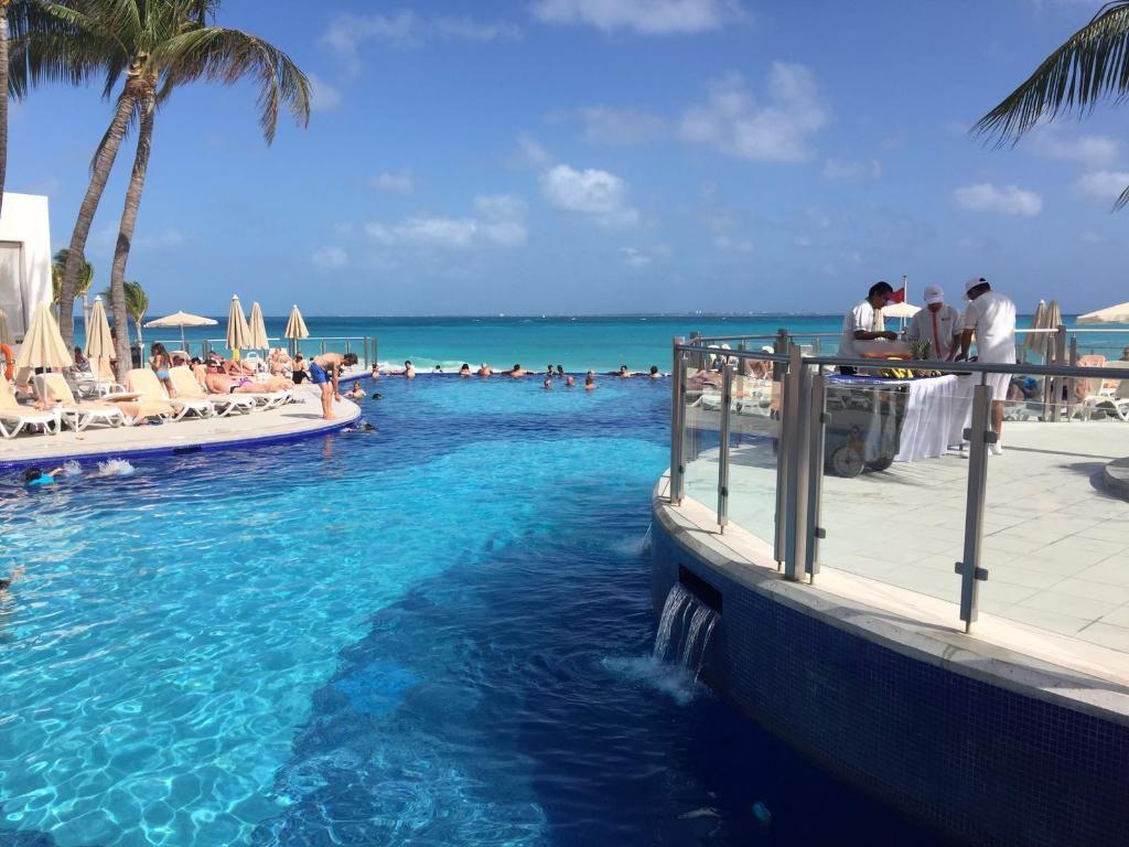 Hotel Riu Cancun Cancún México Complejo Turístico Con Todo Incluido Opiniones