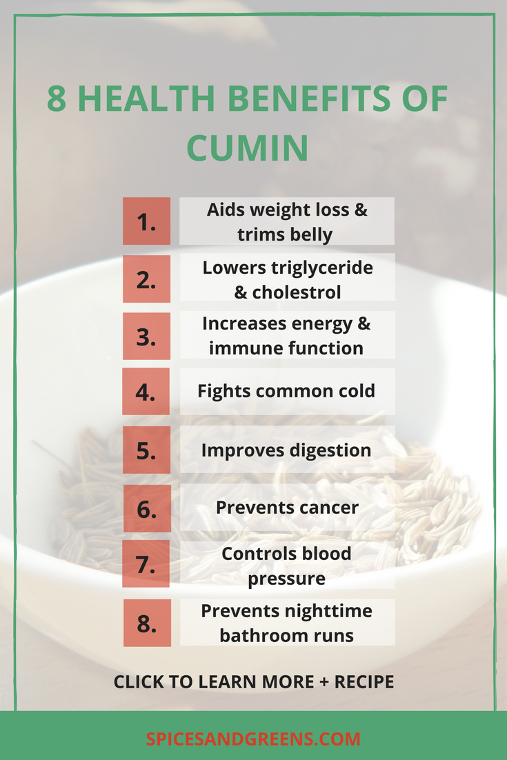 8 Cumin Health Benefits and How To Use it Today | Health