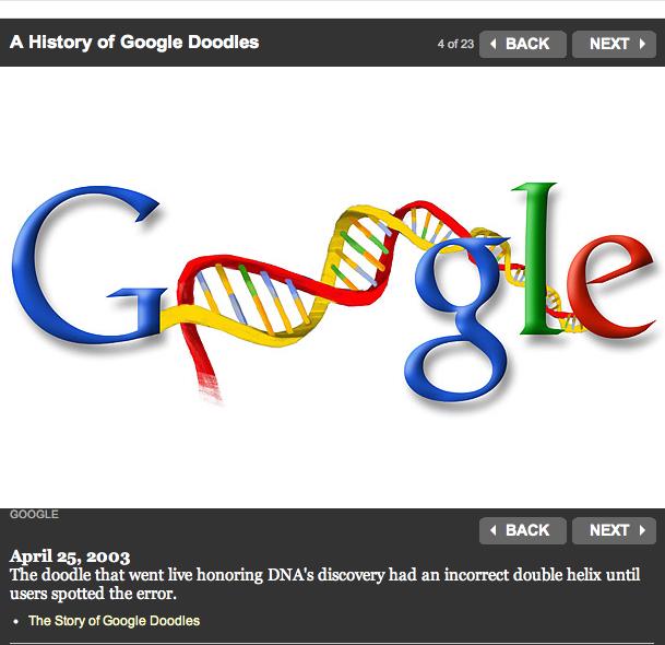 Google logo flexibility History of google, Google