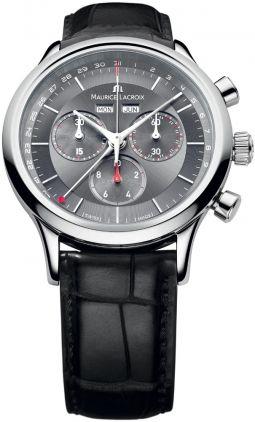adfd189f4974 lc1228-ss001-330 Maurice Lacroix Les Classiques Quartz Chronograph Mens  Watch