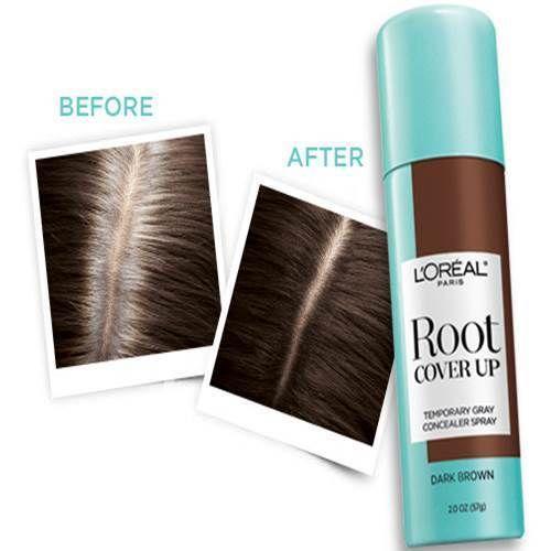 L\'Oréal® Paris Root Cover Up - Black - 2.0 oz : Target | Beauty ...