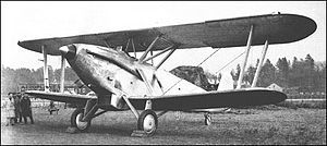 11 January 1933 first flight #flighttest of the Vickers 207
