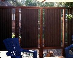 Pool Privacy Screen Ideas why settle for a hulking brick wall when plants, screens and other