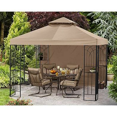 Fred Meyer Hd Design 10 X 10 Replacement Canopy Gazebo Replacement Canopy Backyard Decor
