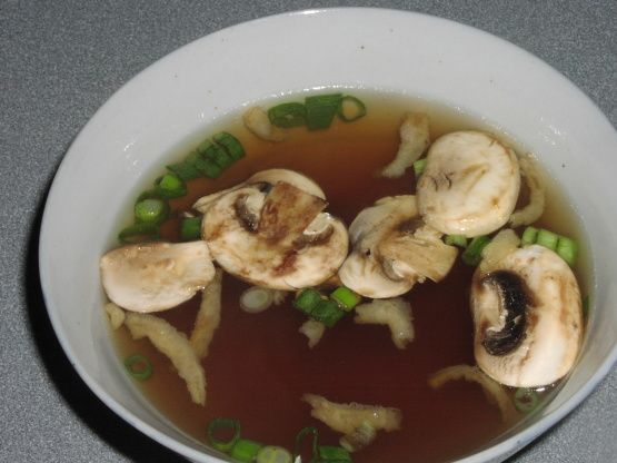 recipe: calories in japanese clear soup [18]