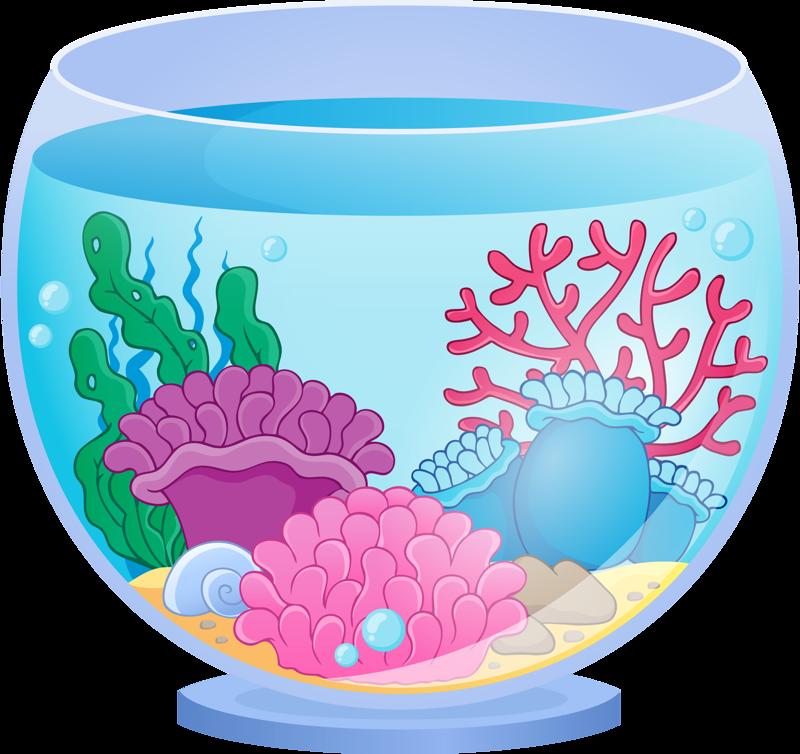 великаны аквариум картинки для печати многих растений выращиваются