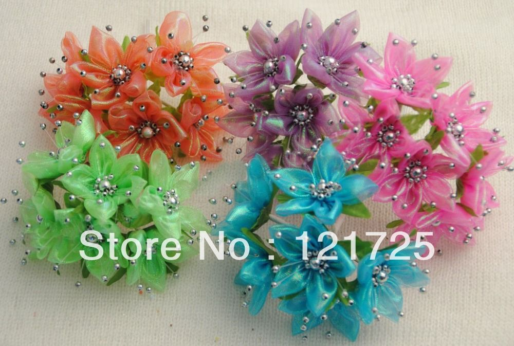 Small artificial flowers for crafts diy mini flower bouquets small artificial flowers for crafts mightylinksfo