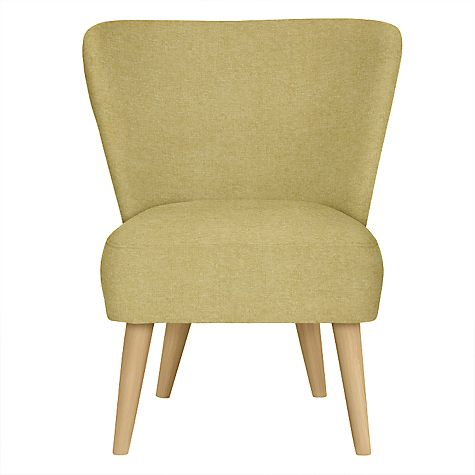 House By John Lewis Audrey Accent Chair Chair Cocktail Chair