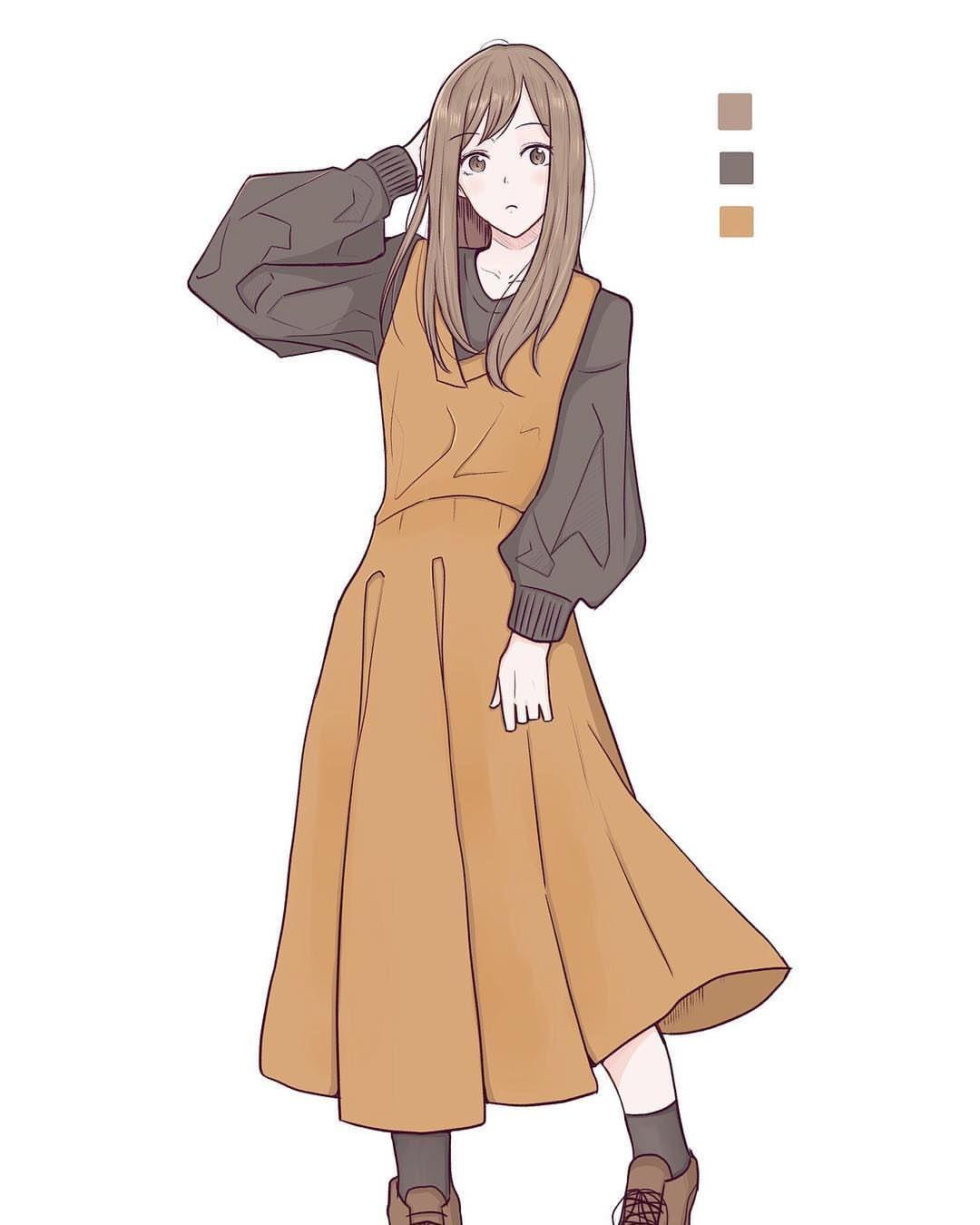 最高の壁紙 服 ワンピース イラスト ワンピース イラスト 服 ワンピース 服 イラスト 女の子 ワンピース