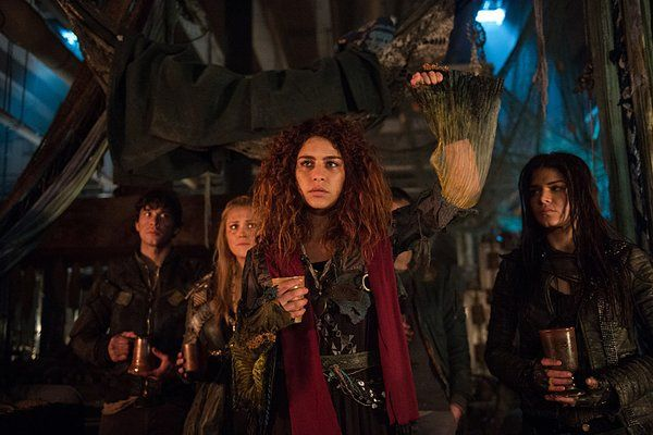 Will Luna take the Flame? Find out in ONE HOUR on a new episode of #The100.
