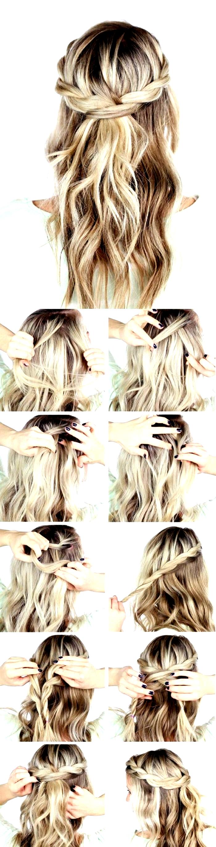 einfache frisuren mittellange, blonde, lockige haare, tolle flechtfrisur - ein... #frisurenmittellangeshaar einfache frisuren mittellange, blonde, lockige haare, tolle flechtfrisur - ein..., #Blonde #ein #einfache #Flechtfrisur #Frisuren #Haare #lockige #Mittellange #tolle