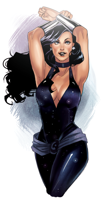 Donna Troy. Awesome outfit