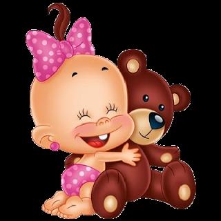 funny baby girl cute baby cartoon images baby windel winnie kinder. Black Bedroom Furniture Sets. Home Design Ideas