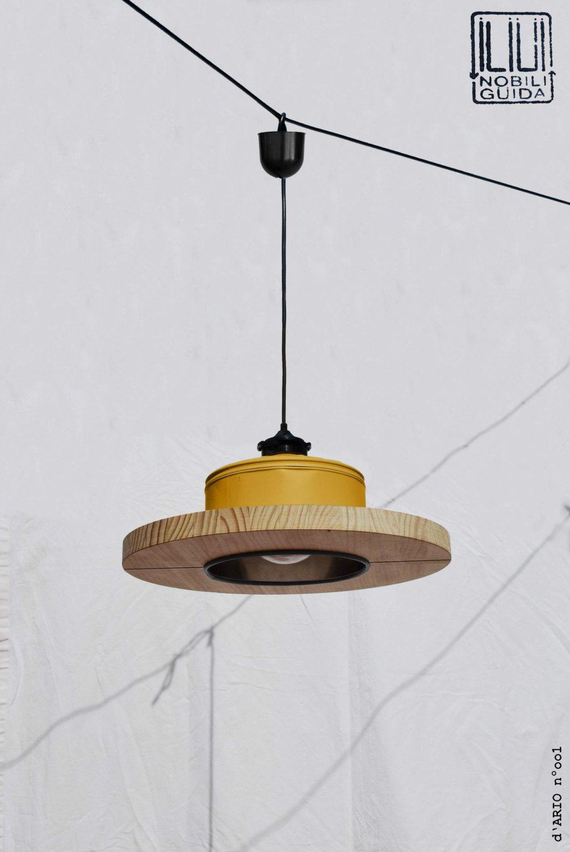 Iliui hanging ceiling lamp pendant light mustard color iliui hanging ceiling lamp pendant light mustard color eco arubaitofo Images