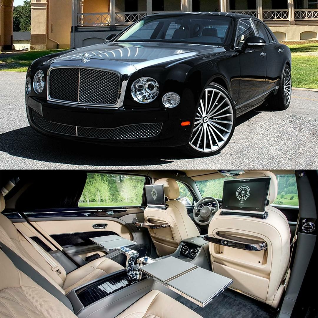 Bentley Luxury Car Inside: Bentley Mulsanne #BentleyMulsanne