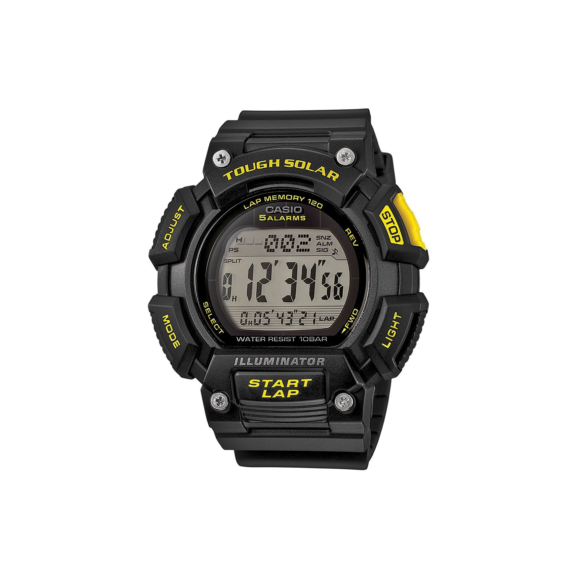 926c2fbd60df Casio Men s Tough Solar Digital Watch