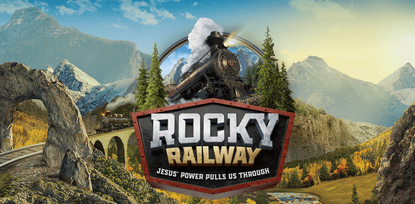 Group's 2020 VBS: Rocky Railway. Climb aboard for mountains of fun ...