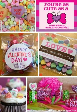 Valentine S Day Ideas Valentine S Day Treats Personalized