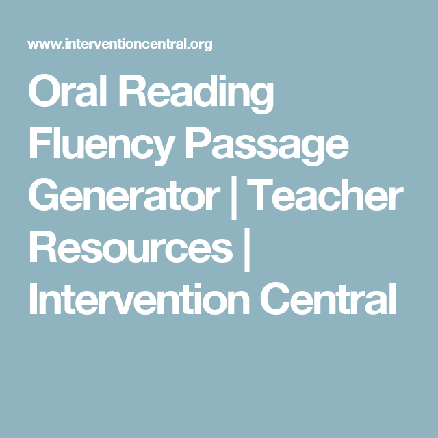 oral-reading-passage