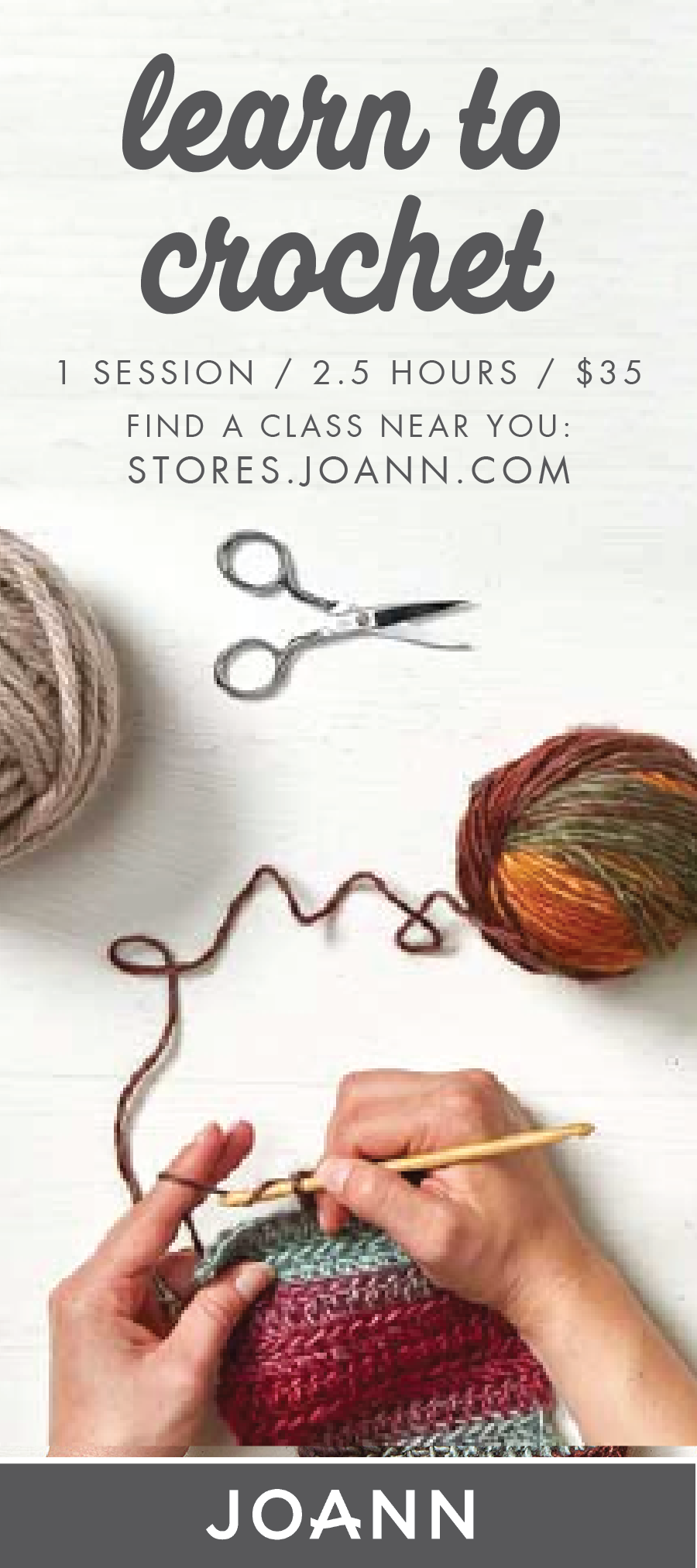 Add A New Skill To Your Repertoire With The Help Of Beginner Crochet