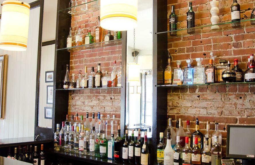 inside Melba's Restaurant in Harlem