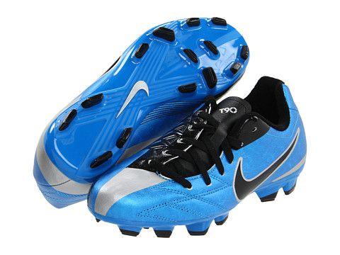 Cleats · Nike Kids JR T90 Shoot IV FG (Toddler/Youth)