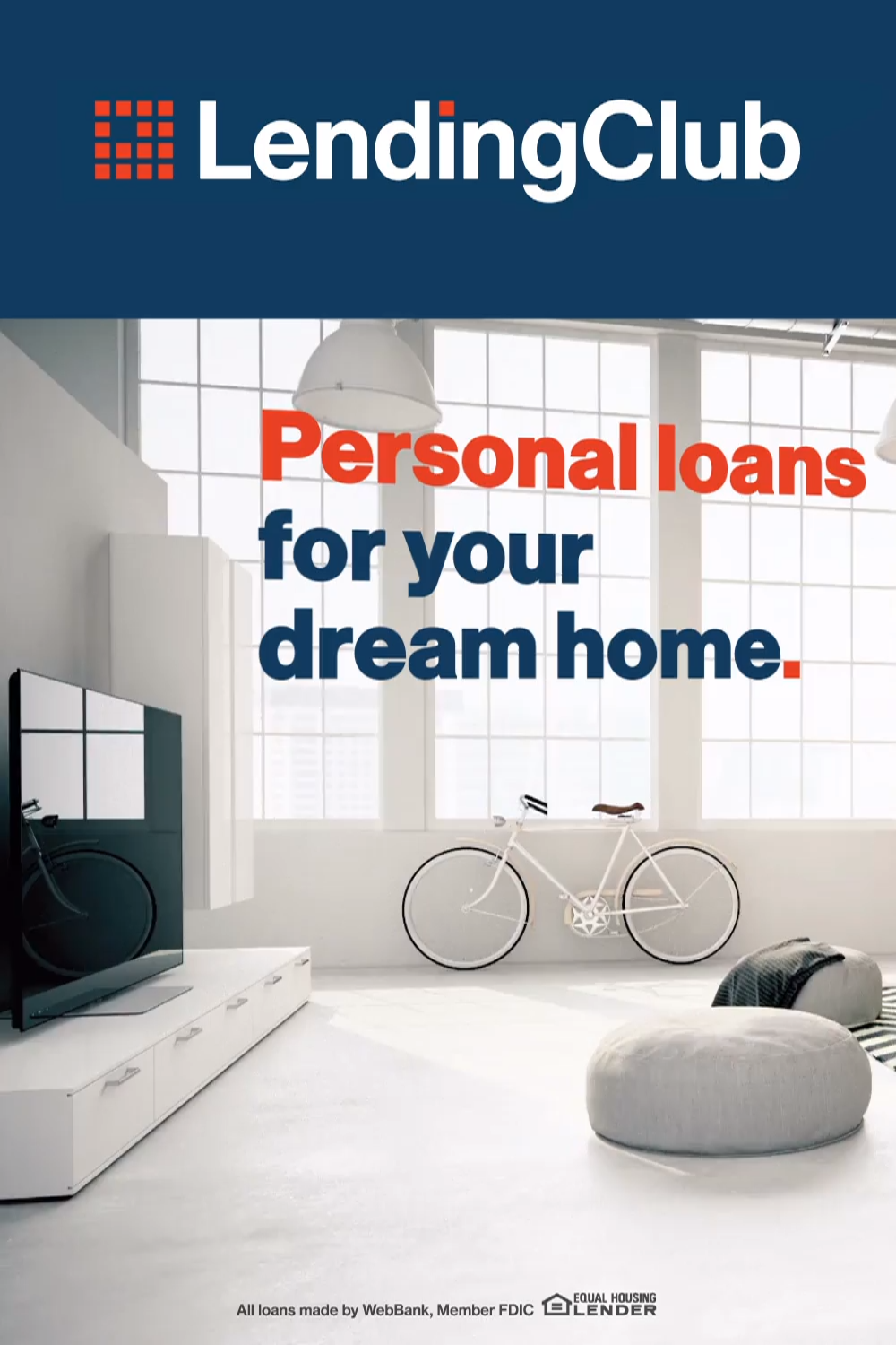 You Don T Have To Win The Lottery To Finish Your Home Project A Personal Loan Up To 40 000 With One Simp Inneneinrichtung Kinderzimmer Deko Bilder Babyzimmer