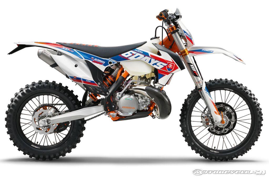 Ktm Motocross Motorräder Motorrad