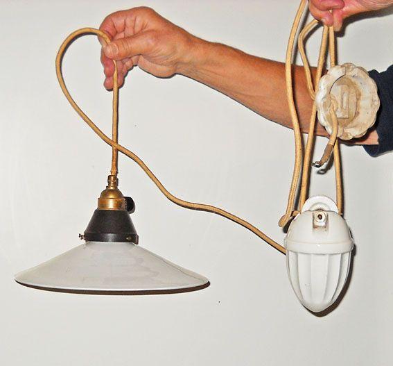 Vanha suutarinlamppu - MYYTY