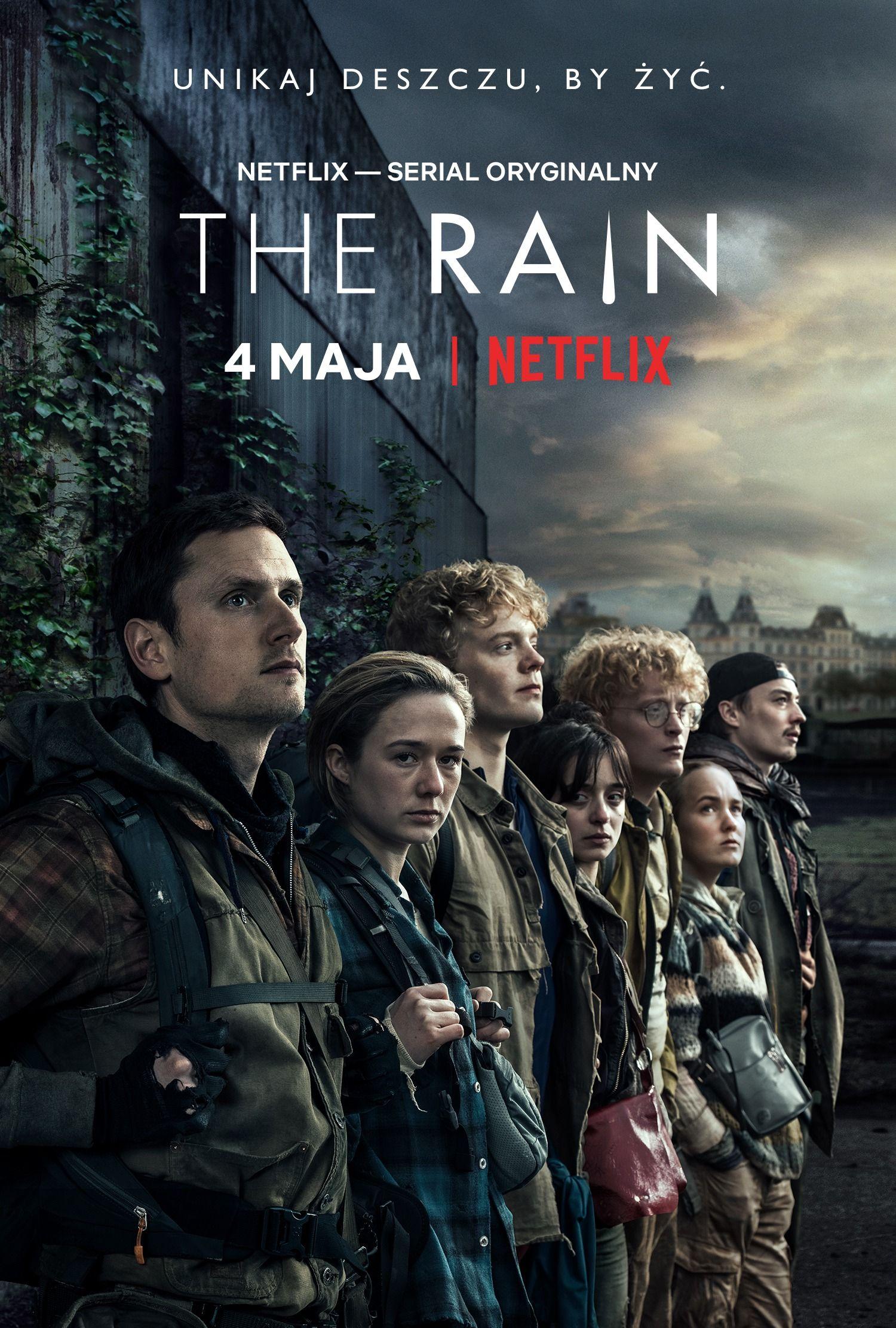 The Rain 2018 Com Imagens Filmes Netflix Netflix Filmes E Series