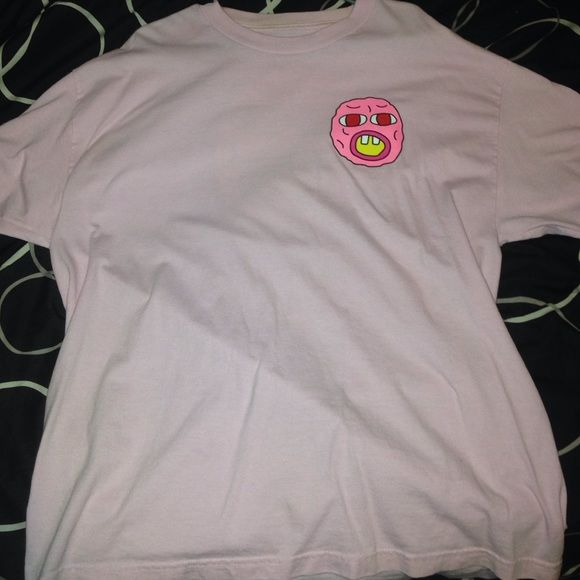 c85d6549a0deca Odd future golf wang cherry bomb shirt Tyler the creator cherry bomb shirt  in great condition only worn a couple times Golf wang Tops Tees - Short  Sleeve
