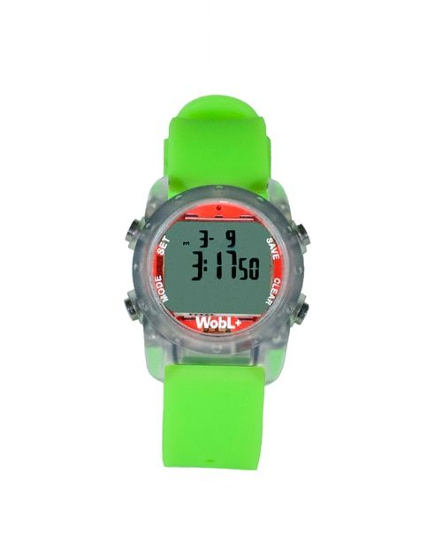 Does Your Child Forget To Use The Bathroom This Countdown Reminder Watch Lets Them Know When It Is Time Go Wobl Green Wa