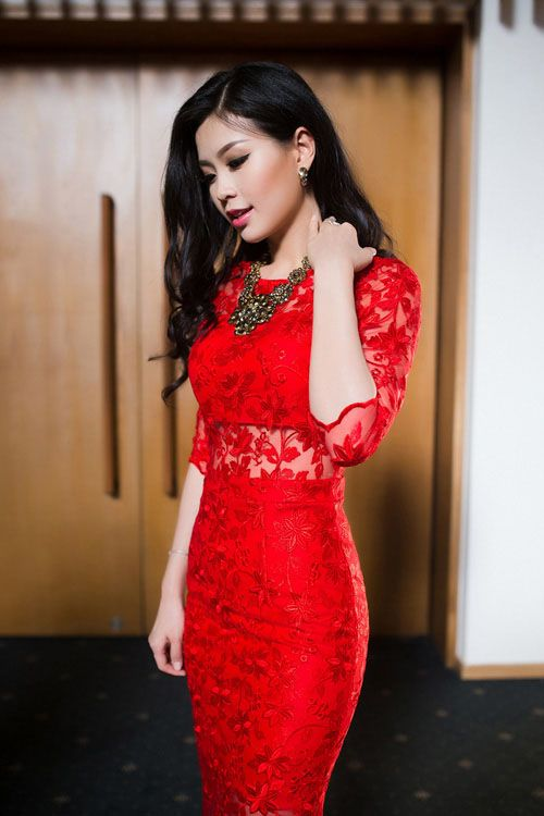 (VP) Fabulous - Dress - Red - Fashion