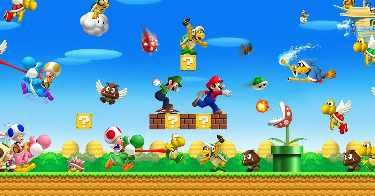 Don T Download The Super Mario Run Knockoffs On Android Digital Trends Super Mario Mario And Luigi Painting Kits