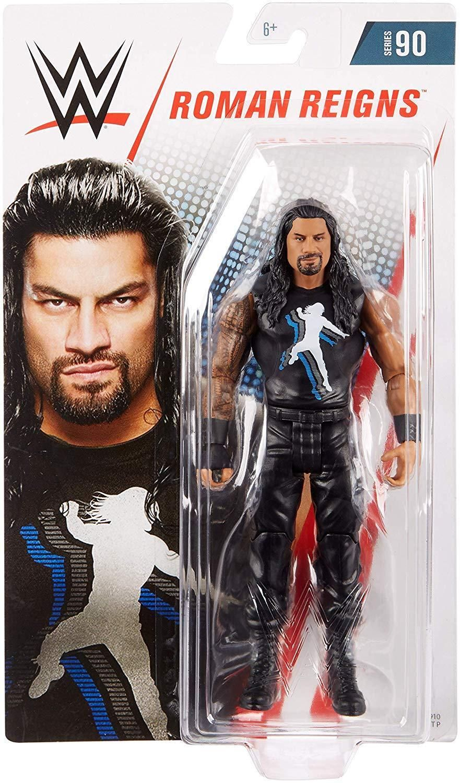 WWE Charlotte Flair WrestleMania 35 Mattel Figure NEW damaged package