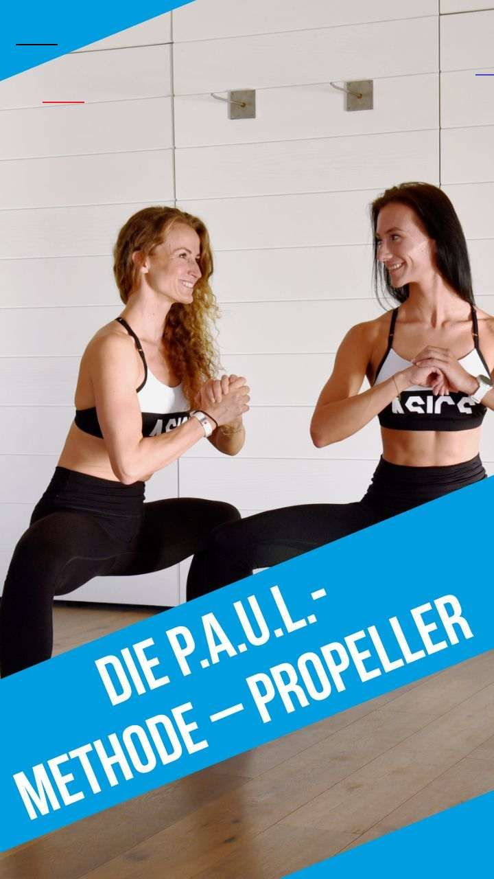 10 Minuten Bodyweight-Workout nach der P.A.U.L.-Methode Kennst du schon P.A.U.L.? Diese Trainings-Me...