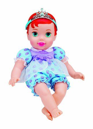 Amazon.com: Disney Princess Baby Doll - Ariel: Toys & Games