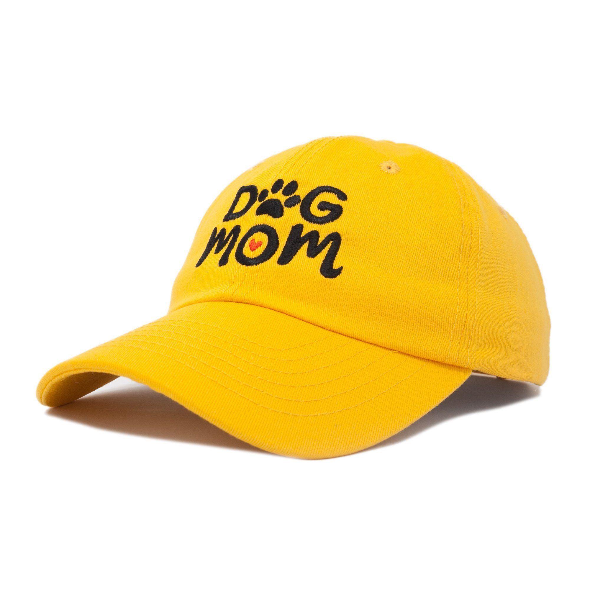 DALIX Dog Mom Baseball Cap Women s Hats Dad Hat in 2019  37460291b0c