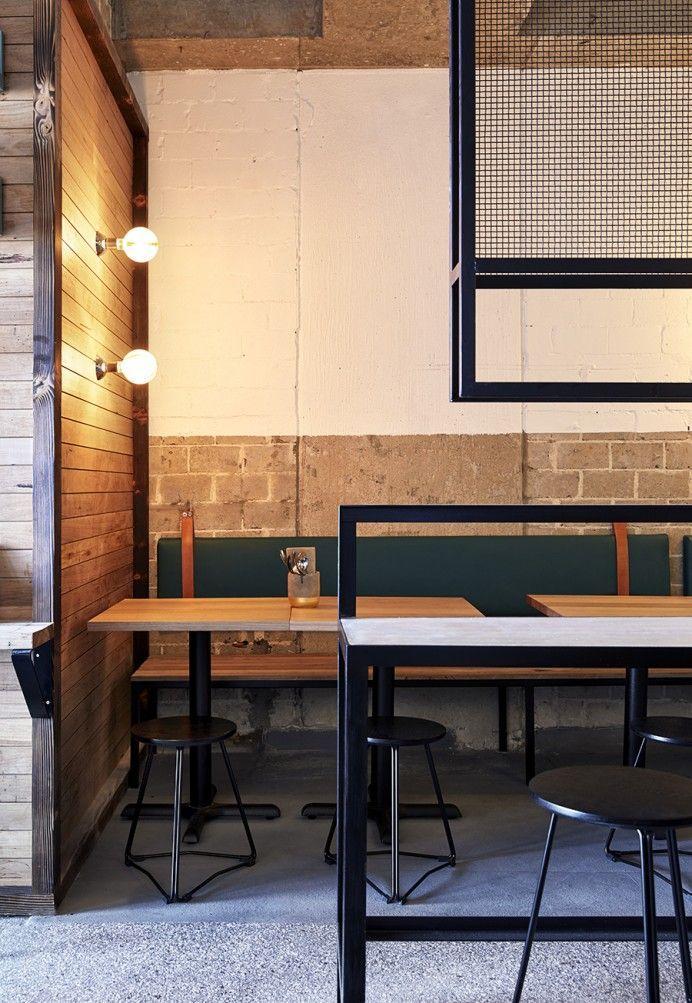 PREACH Cafe | De Simone Design