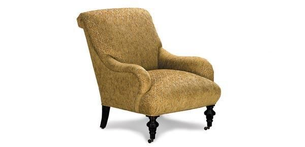 Rowe collections chairs accents carlyle chair on - Upholstered living room chairs sale ...