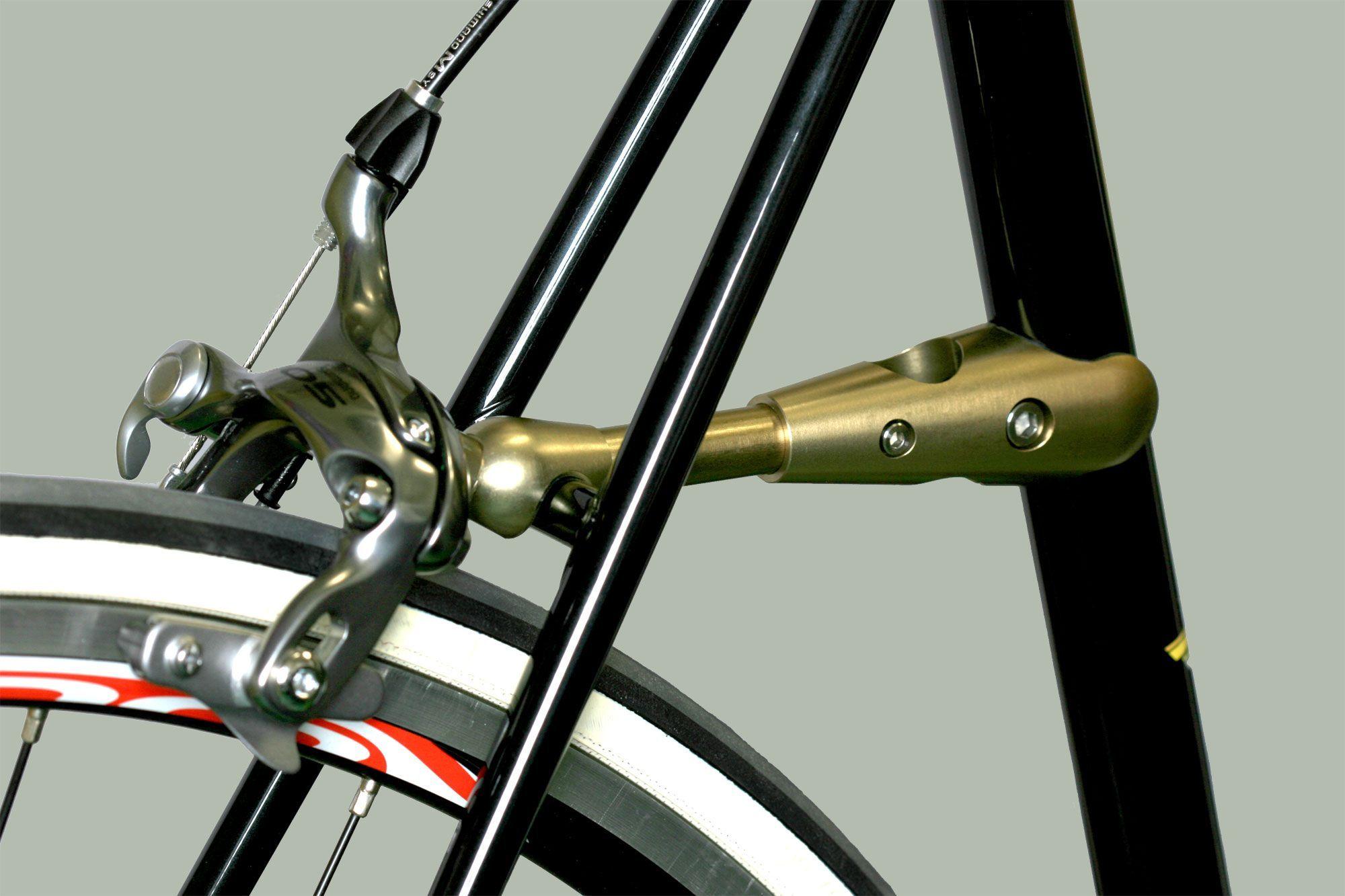 Image result for fitting disc brakes to vintage track frame | Fxxt