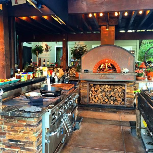 guy fieri home kitchen - Google Search | outdoor kitchens ...