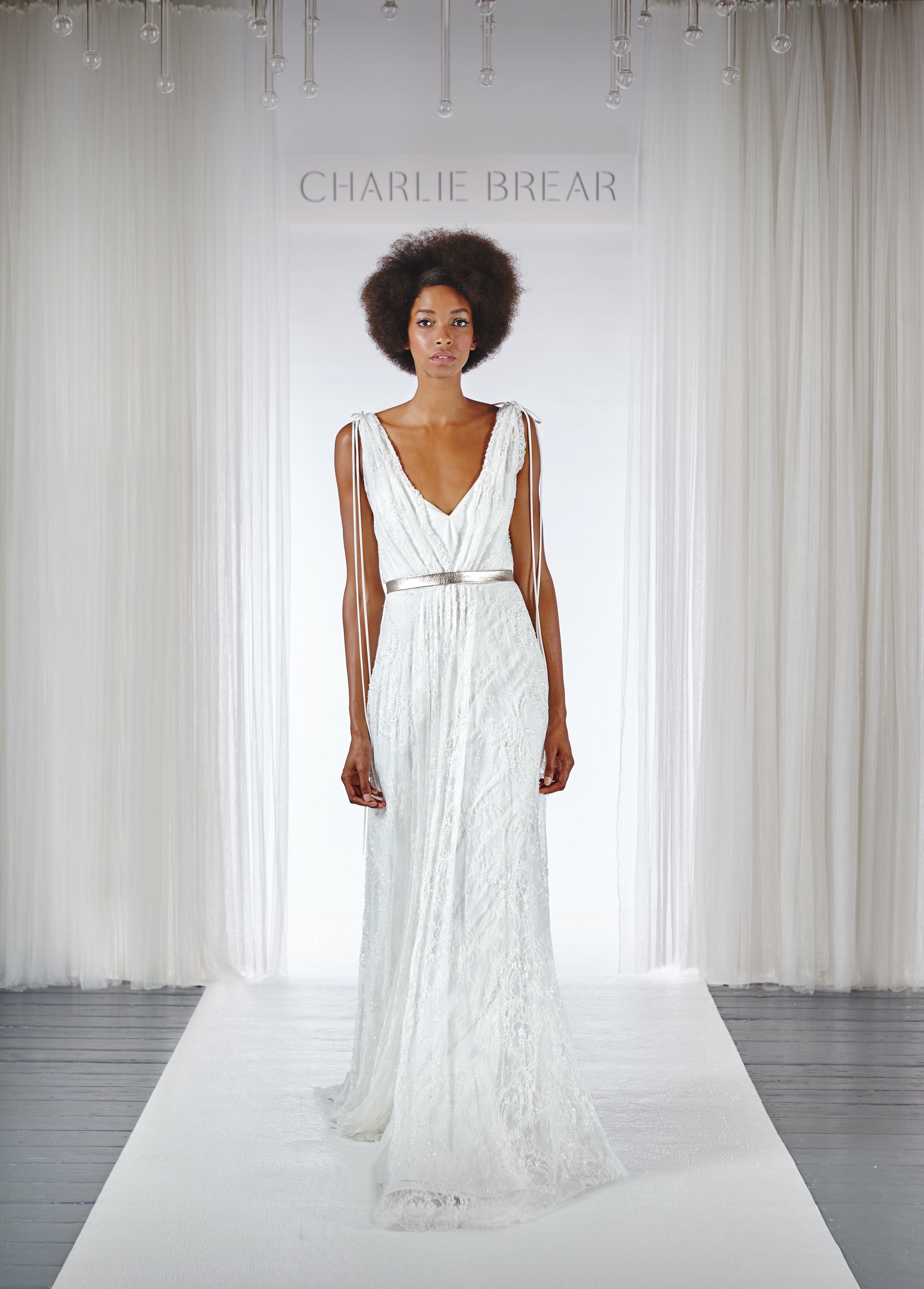 Corette overdress, robe de mariée Charlie Brear à Paris ...