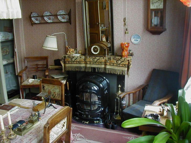 Jaren 50 60 70 Interieur Huis Interieur Homemaking