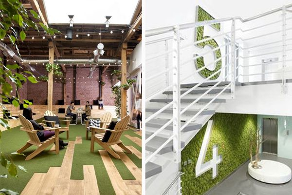 Is biophilic design the key to a healthy workplace interior designers dublin interior