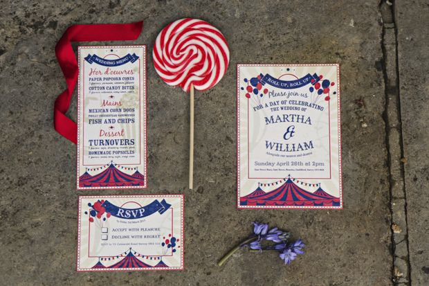 Fun & Colourful Vintage Carnival Wedding Ideas see more at http://www.wantthatwedding.co.uk/2015/05/29/fun-colourful-vintage-carnival-wedding-ideas/