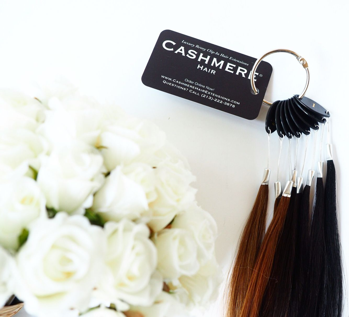 Best clip in hair extensions are Cashmere Hair Extensions SHOP NOW