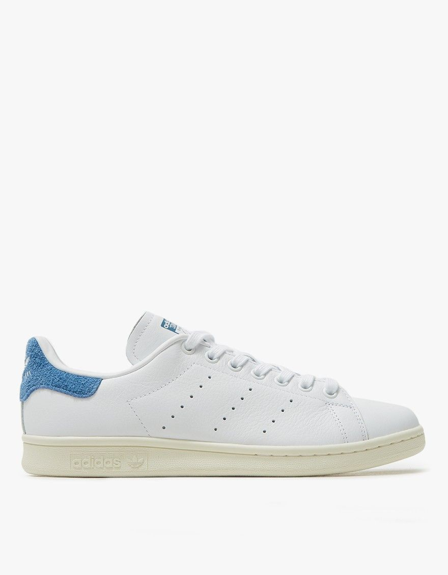 adidas stan smith blauw suede