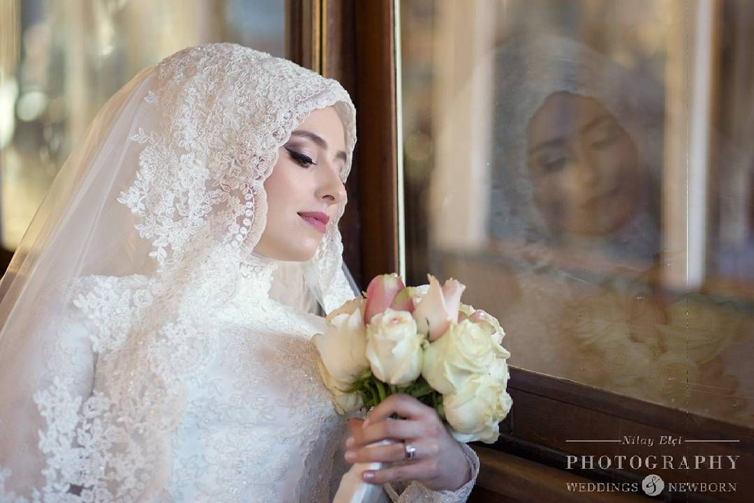 See this Instagram photo by @nilayelci • 148 likes | Hijabi Bride ...