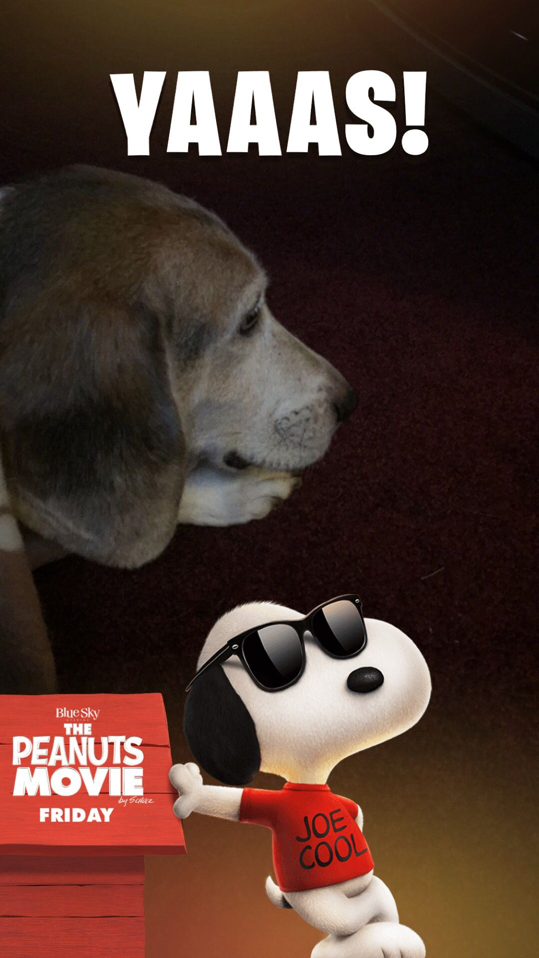 My Angel Chewy Beagle Peanuts Movie Snoopy